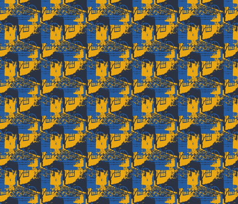 unabici-ch fabric by saintmaker on Spoonflower - custom fabric