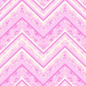 pink zig zag