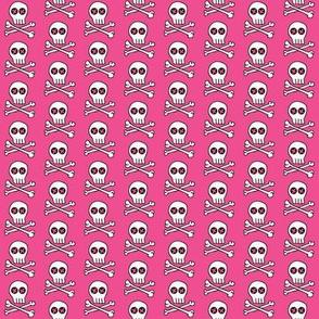 Skully / pink