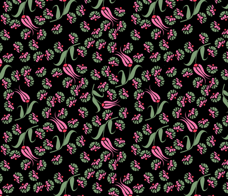 turkish_spring3 fabric by suziwollman on Spoonflower - custom fabric