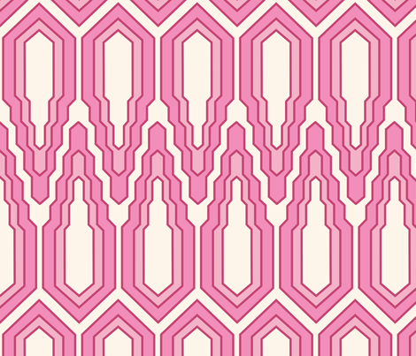 GEO_WALLPAPER fabric by natasha_k_ on Spoonflower - custom fabric