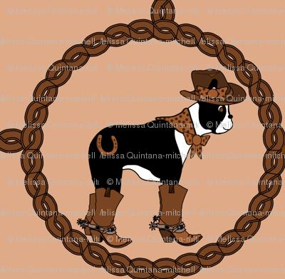 Cowgirl Boston