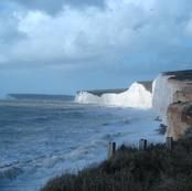 England coast