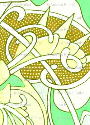 Victorian Lemon Lime