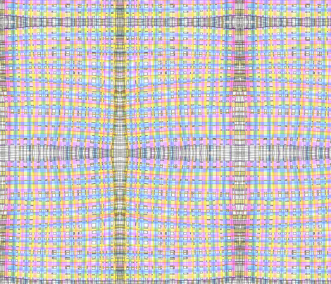 AbstraxPlaid3b fabric by ghennah on Spoonflower - custom fabric