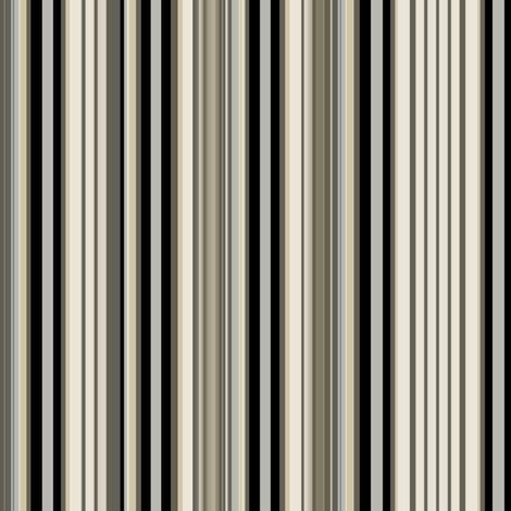 deco stripe /  ink fabric by paragonstudios on Spoonflower - custom fabric