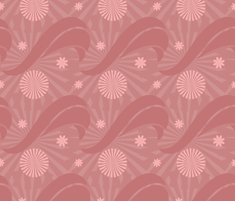artdeco fabric by raasma on Spoonflower - custom fabric