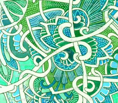 Persian Tangle