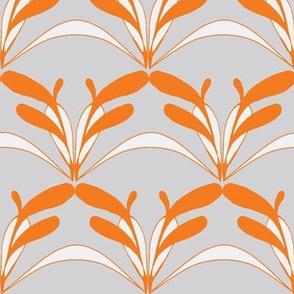 tangerine laurel arch