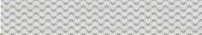 Art Deco Rings Yellow Soft Grey