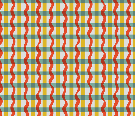 multicolor_plaid_for_apples fabric by gsonge on Spoonflower - custom fabric