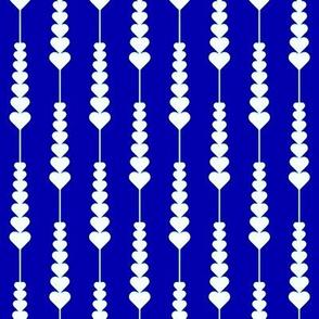 Heart Strings 1   -4 colourways in FQs