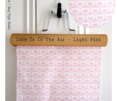 Love Is In The Air - Light Pink