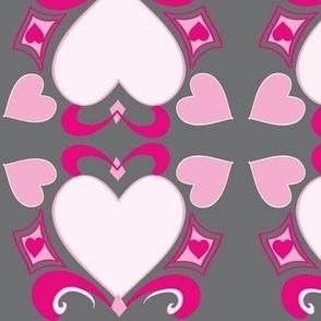 Heart Deco  (Art Deco Valentine)