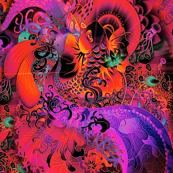 Koi Kaleidoscope