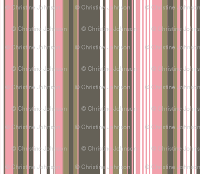 deco stripe / old hollywood