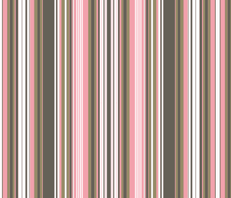 deco stripe / old hollywood fabric by paragonstudios on Spoonflower - custom fabric