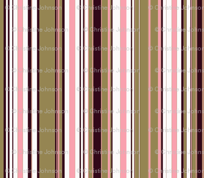 Deco stripe / old paris