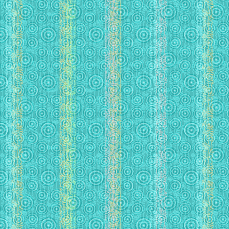 jellyfish_stripe fabric by glimmericks on Spoonflower - custom fabric