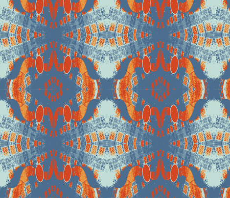 Psychedeco fabric by donna_kallner on Spoonflower - custom fabric