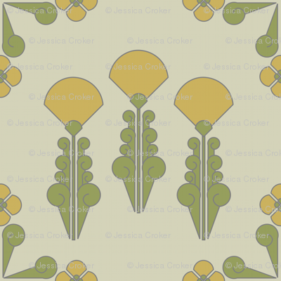 art_deco_flowers