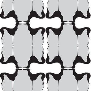 Art Deco Greyhound