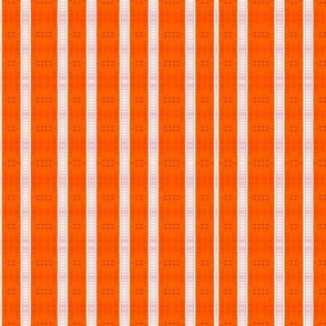 Cabana Stripe- Orange