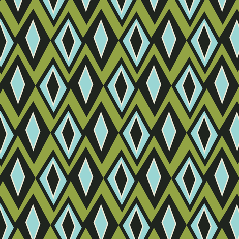 Diamant fabric by heatherdutton on Spoonflower - custom fabric