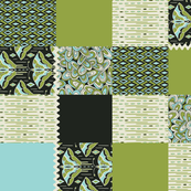 Devine Deco Cheater Quilt