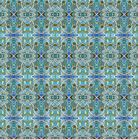 King Arthur's Sine Wave fabric by edsel2084 on Spoonflower - custom fabric