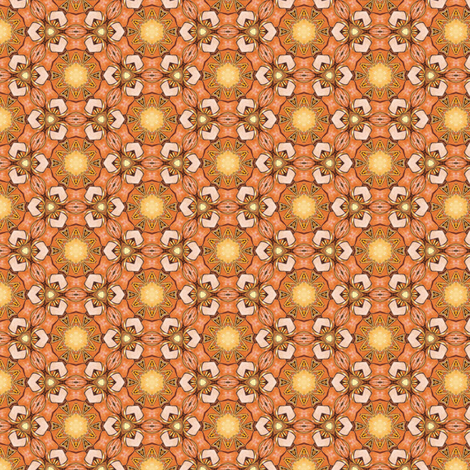 Hia's Daystar fabric by siya on Spoonflower - custom fabric