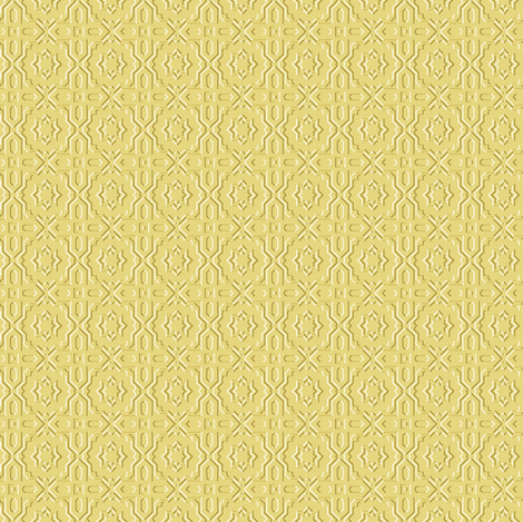 Pressed Gold Fancy fabric by inscribed_here on Spoonflower - custom fabric