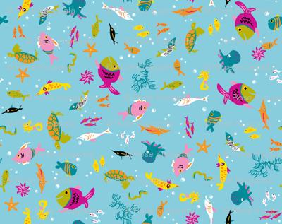 ditsy fish