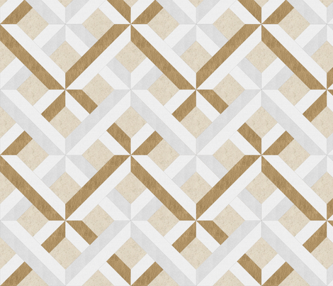silver_bronze fabric by ekangas on Spoonflower - custom fabric