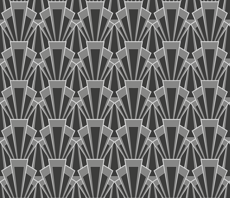 grey deco - large