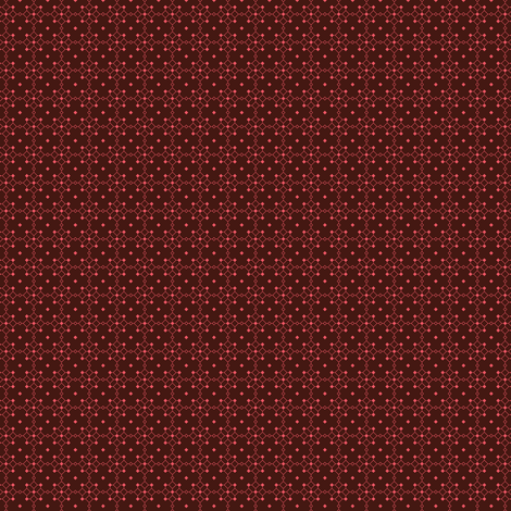 Chocolate Raspberry fabric by crowlands on Spoonflower - custom fabric