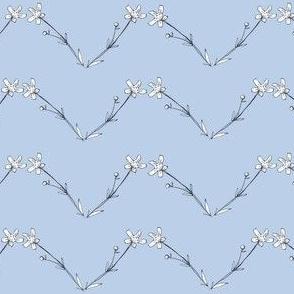 Blossom Chevron