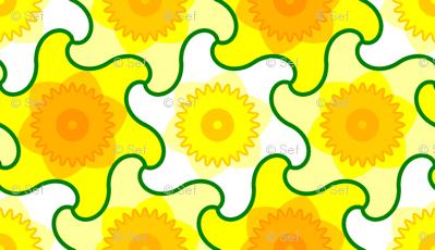 daffodil x3