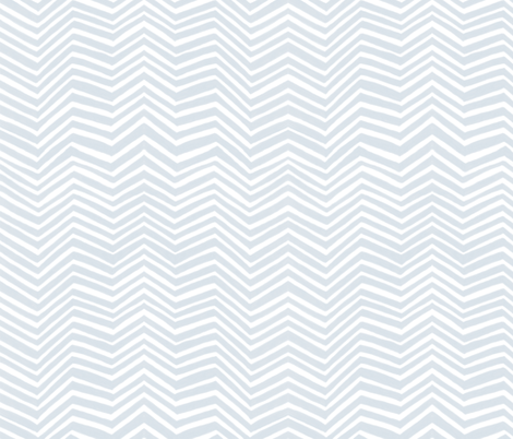 Zigzag in Silver fabric by forest&sea on Spoonflower - custom fabric