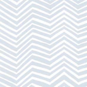 Zigzag in Silver