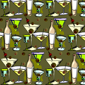 OLIVE MARTINIS