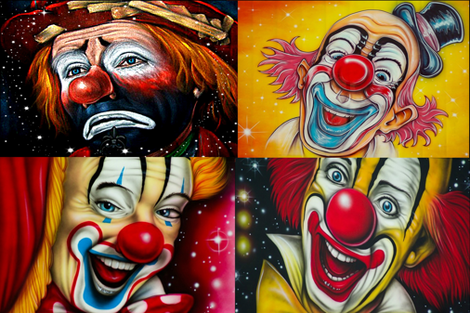 FUNHOUSE CLOWNS