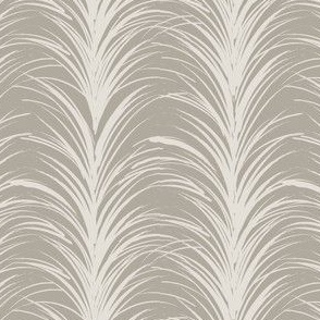 PLUME in taupe