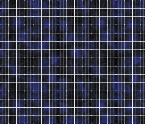 Solar Cell, S fabric by animotaxis on Spoonflower - custom fabric