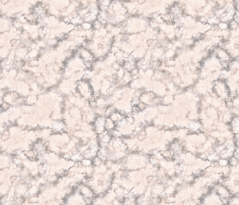 Mocha Pink Marble fabric by animotaxis on Spoonflower - custom fabric