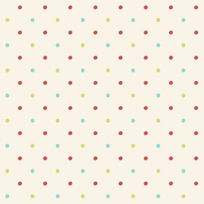 Fruit Salad Dots