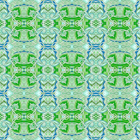 Kermit Would Like This fabric by edsel2084 on Spoonflower - custom fabric