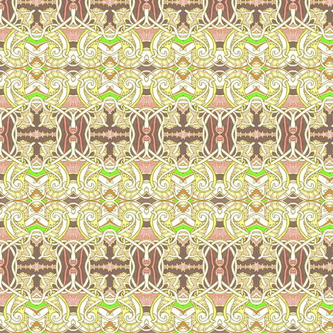 Snips and Snails (but no puppy dog tails) fabric by edsel2084 on Spoonflower - custom fabric