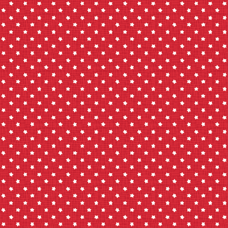 red sea stars fabric by charlotteandstewart on Spoonflower - custom fabric