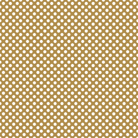 Farmhouse Dots Brown fabric by joanmclemore on Spoonflower - custom fabric